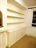 Hounslow How much does under stairs storage cost to have built or fitted