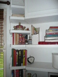 desk shelves